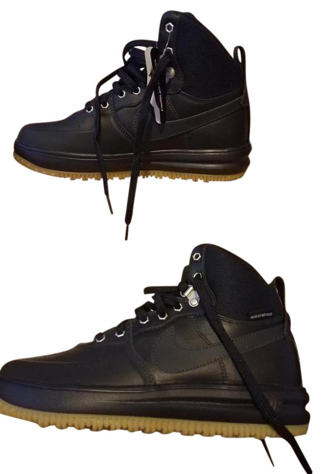 ef7a92f22967 ... GS BLACK SHOES Nike Lunar Force 1 Sneakerboot - Unboxing Video at  Exclucity - YouTube Nike Blue Athletic .