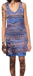 Missoni short dress Print on Tradesy