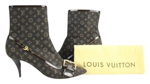 Louis Vuitton Ankle Ankle Ankle Boots