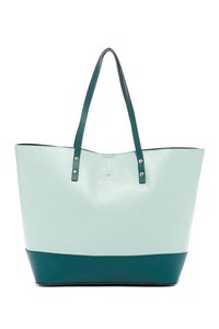 Cole Haan Tote in SPEARMINT-PEACOCK