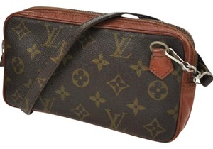 Louis Vuitton Marly Bandouliere Cross Body Bag