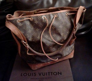 Louis Vuitton Vintage Noe Gm Monogram Shoulder Bag