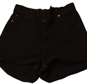 Nasty Gal Mini/Short Shorts black