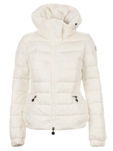 Moncler Down cream Jacket