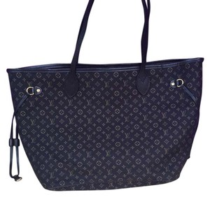 Louis Vuitton Tote in idylle drk brwn