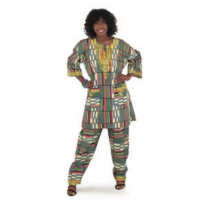 Boutique 9 Deluxe Kente Pant Set: fits up to 52