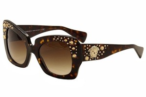 bfef6363a771 Brown Versace Sunglasses - Up to 70% off at Tradesy