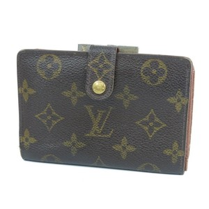 Louis Vuitton Louis Vuitton Porte monnaie Bie Viennois / kiss lock wallet