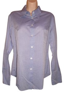 Sisley Button Down Shirt Blue