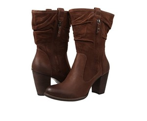 UGG Australia Ugg Cowboy Leather Brown Boots