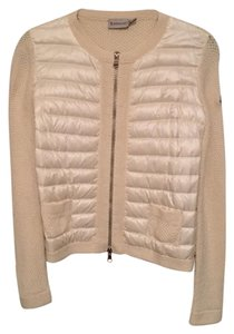 Moncler Jacket Quilted Cardigan