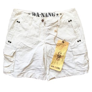 Da-Nang Board Shorts White