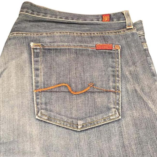 Item - Denim Distressed Relaxed Fit Jeans Size 18 (XL, Plus 0x)