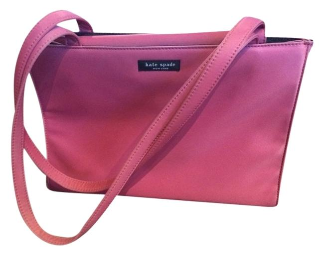Item - Pink Nylon Shoulder Bag