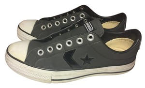Converse All Star Re-Issue Custom-made Suede Like Material Charcoal Gray Athletic