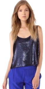 Club Monaco Top Blue