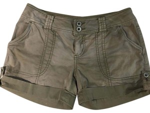 Guess Cargo Shorts army green