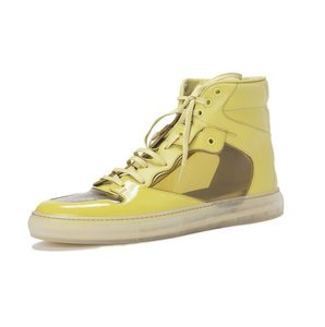 Balenciaga Vetements Balmain Saint Laurent Gucci Pale Yellow Athletic