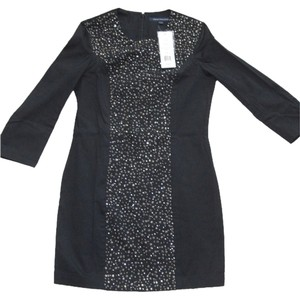 French Connection Sequin Party Shift Dress