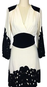 Temperley London Temperly Silk Velvet Dress