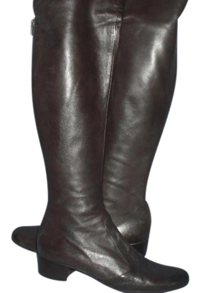 9a041426c13 Barneys New York Brown  Co-op-barneys-of-new-york-brown-soft-leather-over-the-knee-boots-size  Boots/Booties Size US 6.5 Regular (M, B) 60% off retail