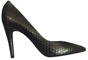 Bottega Veneta Dark silver Pumps