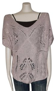 Anthropologie Crochet Sweater