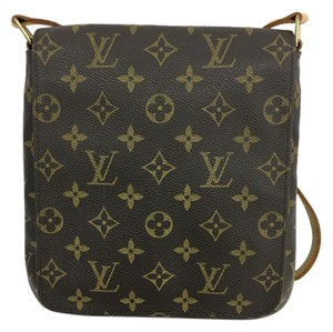 Louis Vuitton Lv Monogram Musette Salsa Canvas Shoulder Bag