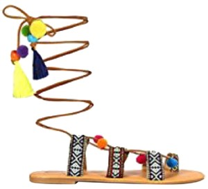 Catherine Malandrino multi Sandals