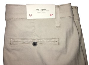 AG Adriano Goldschmied Trouser Pants Light khaki