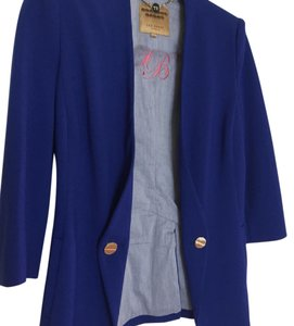 Ted Baker Structured Luxury Casual cobalt blue Blazer