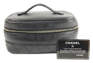 Chanel Chanel Cosmetic Case Tote 16CCA722