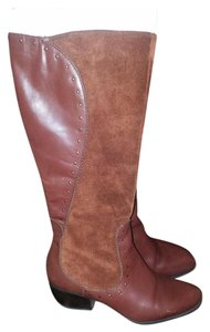 Naturalizer Brown/Brandy Boots