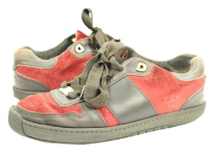 Louis Vuitton Brown/ Red Athletic