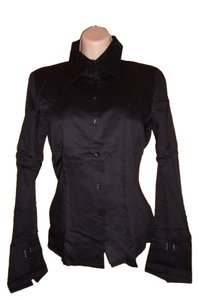 Mexx Button Down Shirt Black