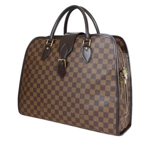 Louis Vuitton Special Order Rare Business Lv Laptop Document Case Laptop Bag