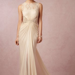 BHLDN Flora Gown Wedding Dress