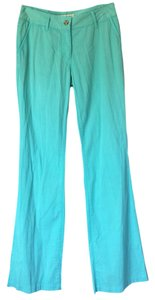 Trina Turk Wide Leg Pants SURFRIDER BLUE