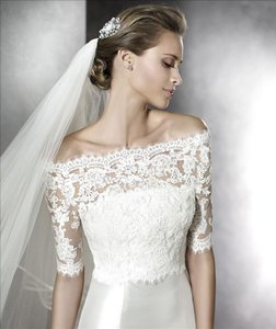 Pronovias Priscia Wedding Dress