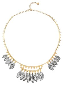 Stella & Dot Asher statement necklace