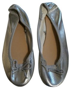Other Ballet House Ballet Slippers Silver Flats