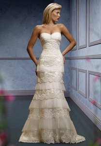 Mia Solano M424c Wedding Dress