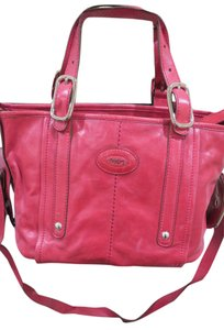 Tod's Satchel in Red