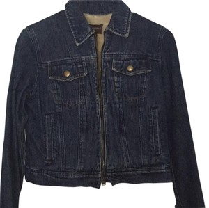 Banana Republic blue Womens Jean Jacket