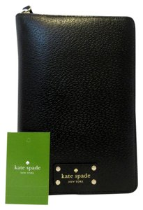 Kate Spade Kate Spade Wellesley Personal Planner Leather Organizer 2017 $198 NWT