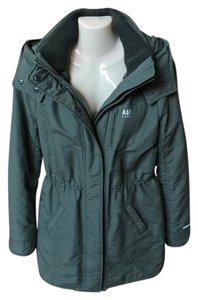 Abercrombie & Fitch A&f Women Jacket Hooded Coat