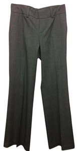 Eddie Bauer Casual Dress Flare Pants Brown/Dark Gray