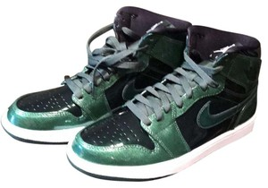 Air Jordan Grove Green/Black White Athletic