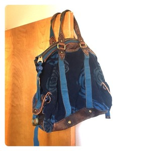 Marc Jacobs Tote in Blue, Brown
