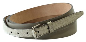 Gucci GUCCI 341747 Buckle Leather Belt, Rocky 110-44
